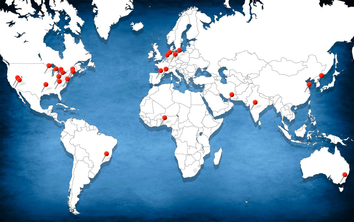 map   PMC Global Inc